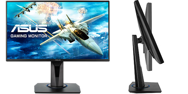 Chollo Monitor gaming Asus VG255H Full HD de 24.5""