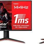 """Chollo Monitor gaming LG UltraGear 27GL850-B QHD de 27"""" y 144 Hz"""