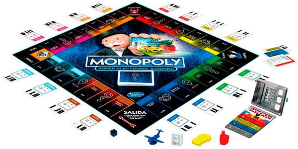 Chollo Monopoly Super Electrónico con datáfono