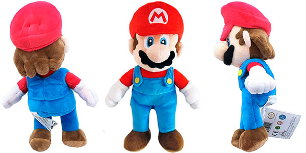 Chollo Peluche de Super Mario de 24 cm