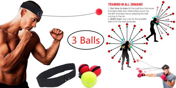 Chollo Set de entrenamiento de boxeo