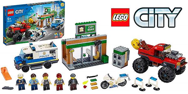 Chollo Set Atraco del Monster Truck de LEGO