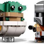 Chollo Set El Mandaloriano y El Niño de LEGO Star Wars BrickHeadz