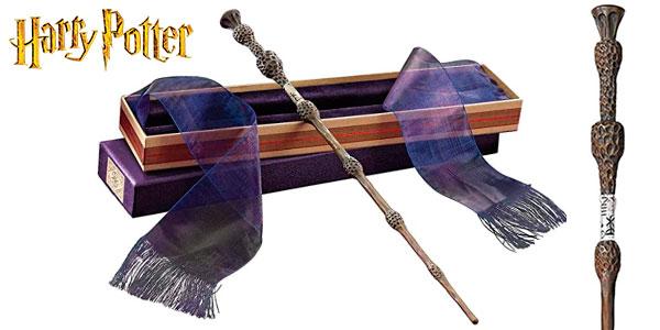 Chollo Varita mágica de Dumbledore con caja de Ollivanders