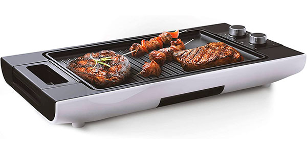 Chollo Parrilla de mesa Venga! de tipo Teppanyaki de 1.600 W