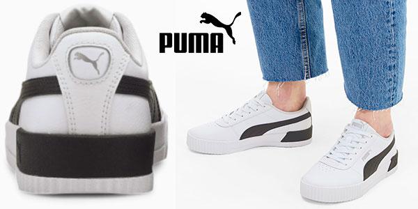 Chollo Zapatillas Puma Carina para mujer