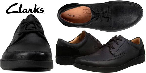 Chollo Zapatos Clarks Oakland Craft para hombre