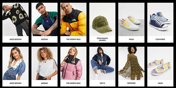 chollos Asos Black Friday 2020 moda