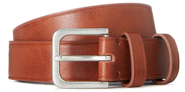 Comprar Cinturón clásico Amazon find. para hombre barato