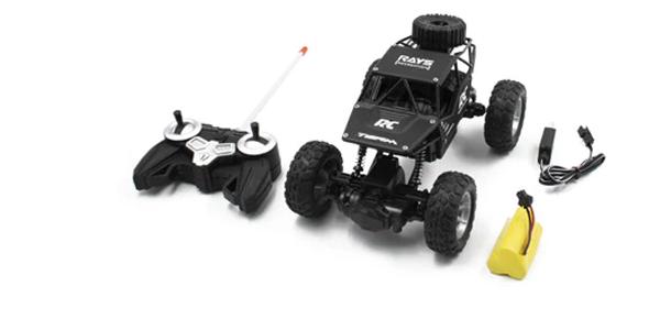 Coche a control remoto Hipac Rock Crawler 4x4 oferta en AliExpres