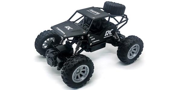 Coche a control remoto Hipac Rock Crawler 4x4 barato en AliExpres