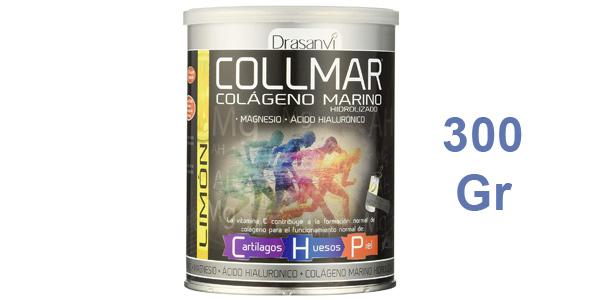 Colágeno hidrolizado COLLMAR Limón de 300 gramos barato en Amazon