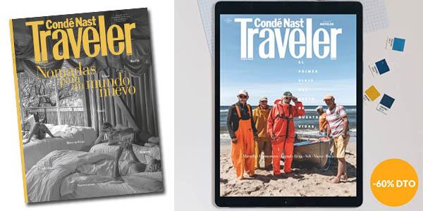 Condé Nast Traveler promoción revistas