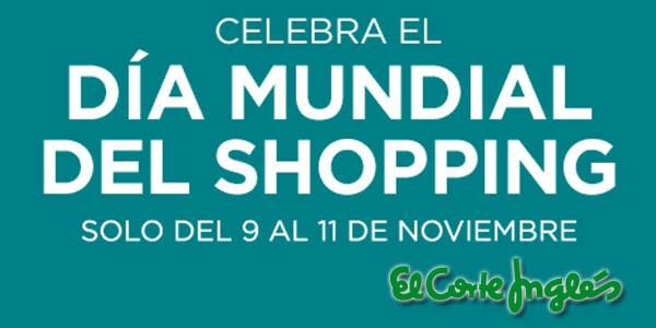 El Corte Inglés Single Day Día Mundial del Shopping 2020