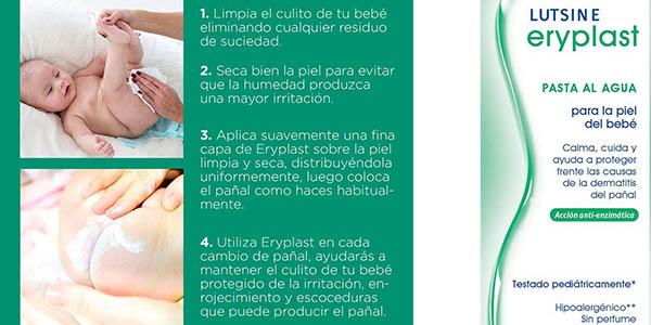 crema rozaduras para el pañal de bebé Lutsine Eryplast E45 a precio de chollo