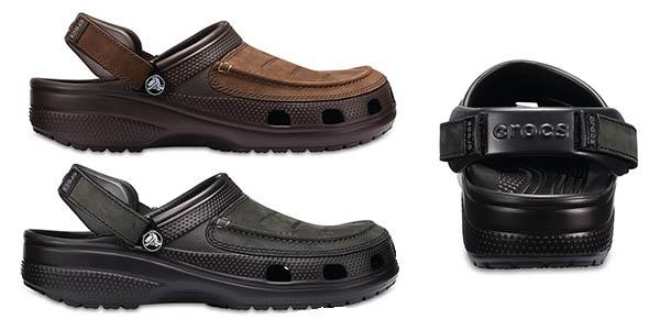 Crocs Yukon Vista Clog M zuecos oferta