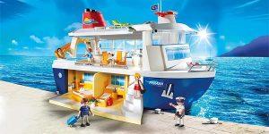 Crucero Playmobil Family Fun (6978)barato en Amazon