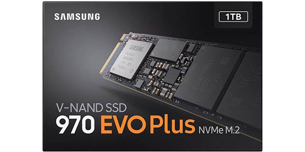 Disco SSD Samsung 970 EVO Plus de 1 TB NVMe M.2
