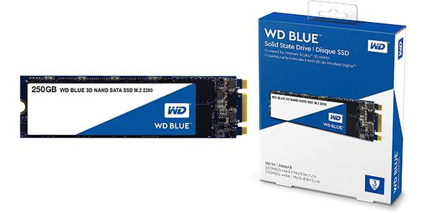 Disco SSD WD Blue 500 GB 3D NAND SATA