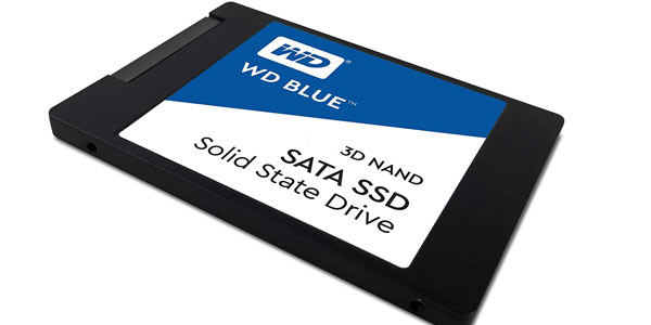 "Disco Western Digital WD Blue 1TB 3D Nand 2,5"" barato en Amazon"