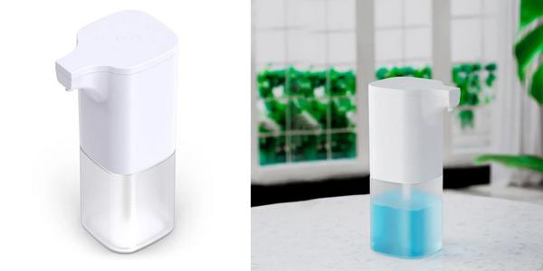 Dispensador automático Xiaomi Xiaowei X6 de jabón en espuma chollo en BangGood