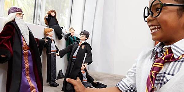 Dumbledore de Harry Potter figura de Mattel oferta