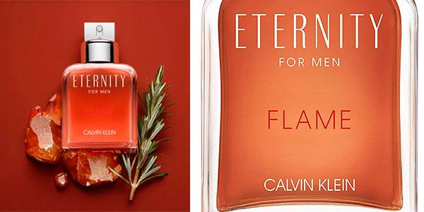 Eau de toilette Calvin Klein Eternity Flame for Men de 100 ml barata