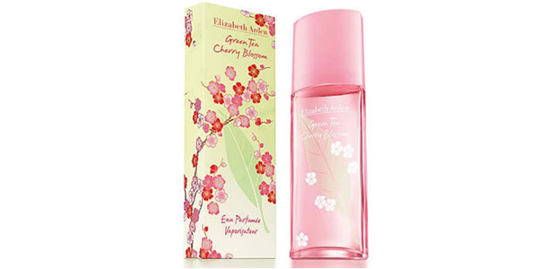 Eau de toilette Elizabeth Arden Green Tea Cherry Blossom de 100 ml para mujer barato en Amazon
