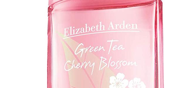 Eau de toilette Elizabeth Arden Green Tea Cherry Blossom de 100 ml para mujer chollo en Amazon