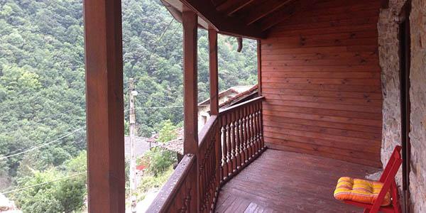 El Pereo casa rural barata en Belmonte de Miranda cerca de Somiedo