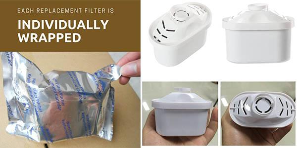 filtros para jarras Brita Max Strenght Pro en oferta