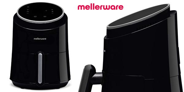 Freidora de Aire Mellerware Crunchy! de 1,5 L oferta en Amazon