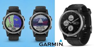 Garmin Fenix 5S Plus reloj chollo