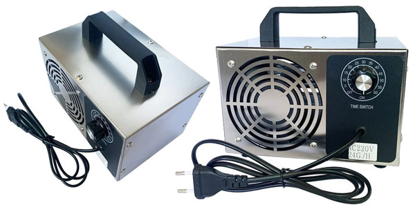 Generador de Ozono 24g/h con envío desde España barato en BangGood