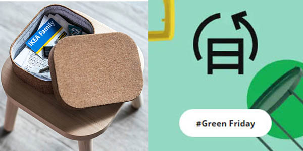 Green Day Ikea ahorra en tus viejos muebles