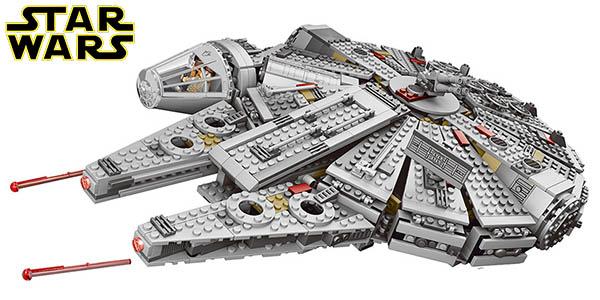 Halcón Milenario tipo LEGO