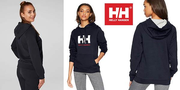 Helly Hansen W HH Logo Hoodie chollo