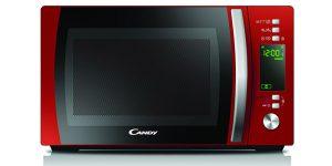 Microondas con Grill Candy CMXG20DR y Cook In App de 20L y 700W barato en Amazon