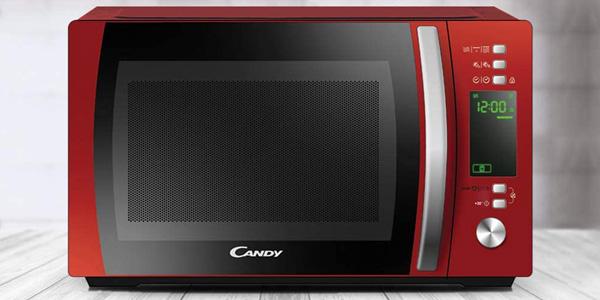 Microondas con Grill Candy CMXG20DR y Cook In App de 20L y 700W chollo en Amazon