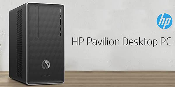 PC sobremesa HP Pavilion 590-p0305ns