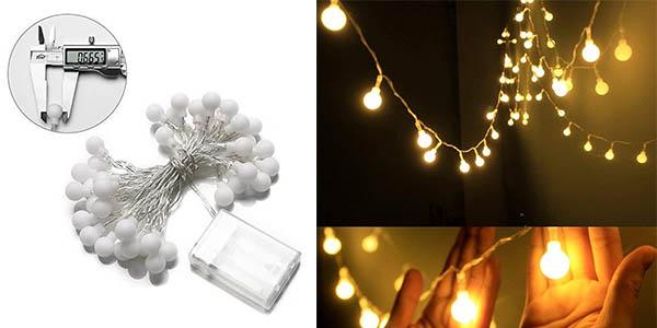 Ilaz guirnalda luces LED barata