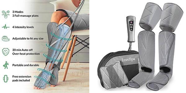 InvoSpa masajeador de piernas barato