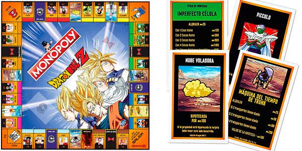Monopoly Dragonball Z barato