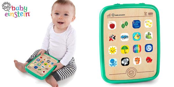 Baby Einstein Magic TouchTableta táctil madera barata en Amazon