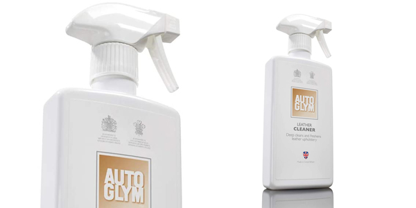 Limpiador de cuero AutoGlym barato en Amazon