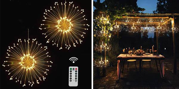 Lukasa luces fuegos artificiales baratas