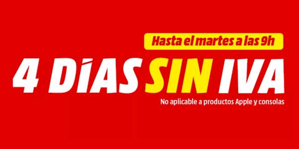 Día Sin IVA Media Markt