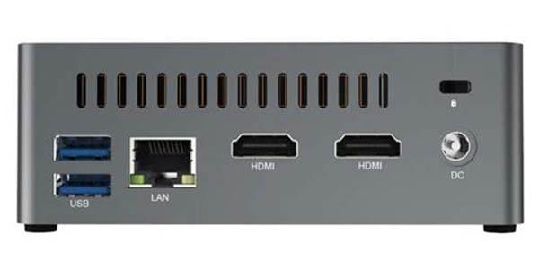 Mini PC Beelink J34 (Celeron J3455, 8GB, 128GB SSD, W10, HDMI 4K) en Amazon