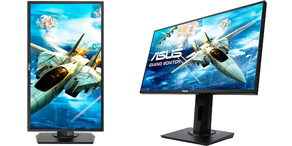 "Monitor gaming Asus VG255H Full HD de 24.5"" barato"