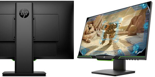 "Monitor Gaming HP 25x Full HD de 24,5"" barato"